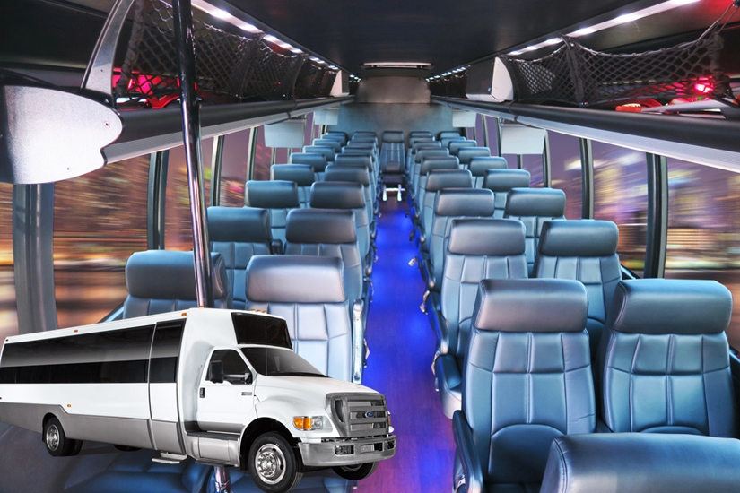 Hotel Convention Shuttle Bus