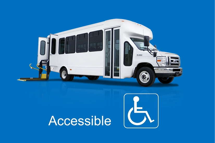 Wheelchair Accessible Bus Chicago