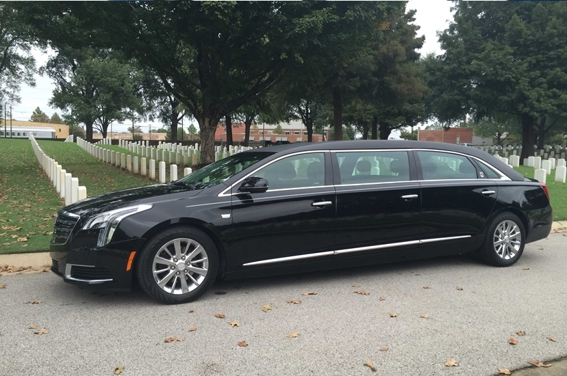 Chicago Funeral Limo