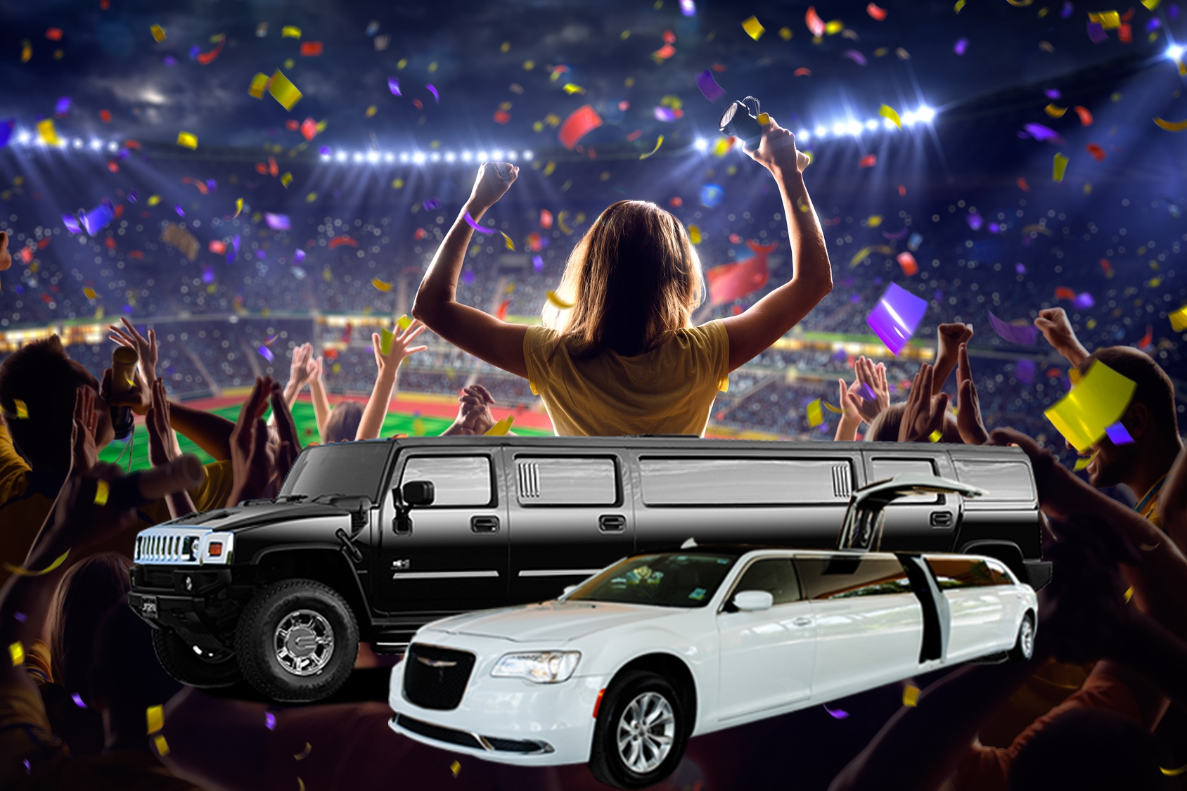 Sporting Event Limo